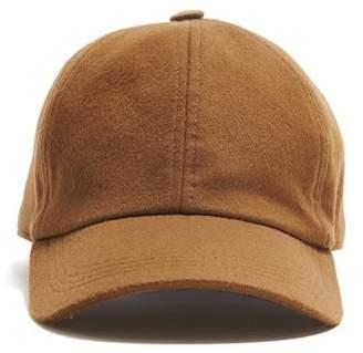 Lock & Co Hatters Lock & Co. Rimini Wool/Alpaca Dad Hat in Camel