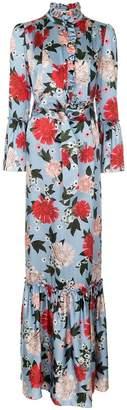 Erdem Stephanie floral dress