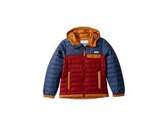 Columbia Kids Mountainsidetm Full Zip Jacket (Little Kids/Big Kids)