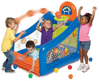 Little Tikes Hoop It Up Play Center Ball Pit