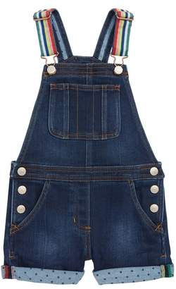 Boden Mini Dungarees Short Overalls