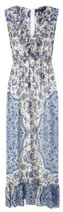 Mustique Tile Maxi Dress