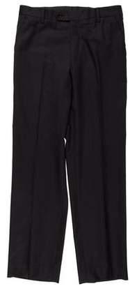 Paul Smith Striped Wool Pants