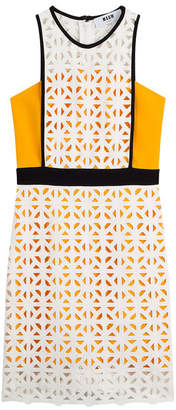 MSGM Dress with Cut-Out Detail