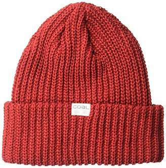 Coal Men s The Eddie Recycled Rib Knit Beanie Hat 0d9ac5704be