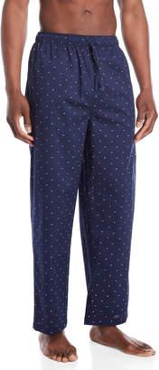 Tommy Hilfiger Dark Navy Logo Print Sleepwear Pants