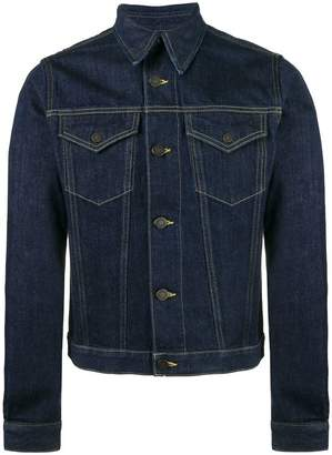 Calvin Klein Brooke Shields denim jacket