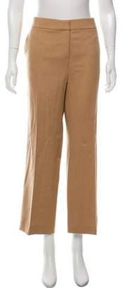 Max Mara Wide-Leg High-Rise Pants