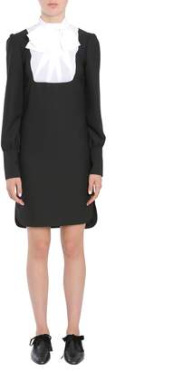 Carven Crepe Dress