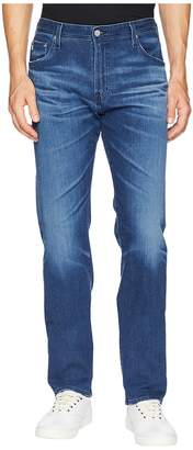 AG Adriano Goldschmied Ives Athletic Fit Jeans in 10 Years Paperback Men's Jeans