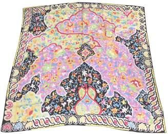 Ungaro Vintage Multicolour Silk Scarves