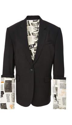 Monse Large Cuff Jacket