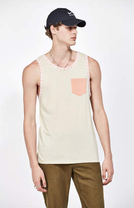 Pacsun Gold Pocket Tank Top