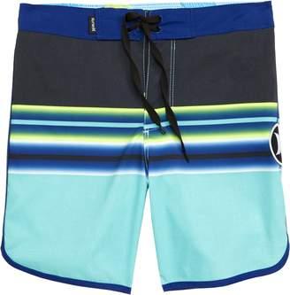 Hurley (ハーレー) - Hurley Zen Stripe Board Shorts