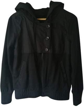 Nicholas K Black Cotton Coat for Women