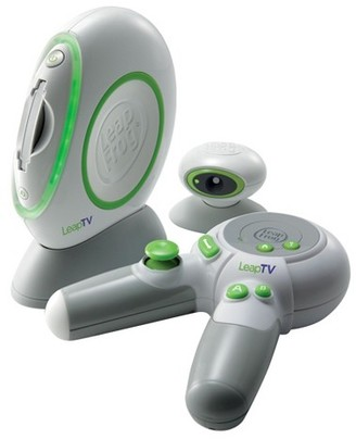 LeapFrog LeapTV Educational Gaming System $59.99 thestylecure.com