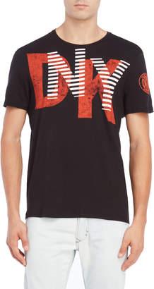 DKNY Crosswalk Logo Tee