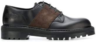 Premiata chunky heel loafers