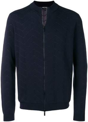 Giorgio Armani fitted jacket