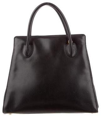 Bottega Veneta Coated Canvas Tote