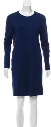 Helmut Lang Cut-Out Mini Dress