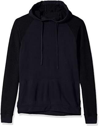 Velvet by Graham & Spencer Men's Halden Pullover Cotton Hoodie