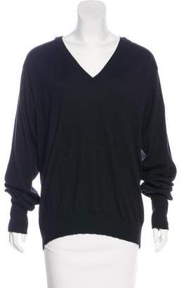 Saint Laurent Cashmere V-Neck Sweater