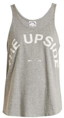 The Upside Issy Performance Tank Top - Womens - Grey