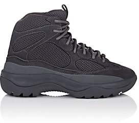 Yeezy Men's Mixed-Material Boots - Black