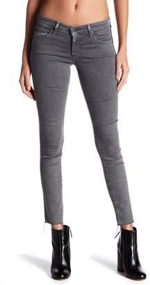 AG Jeans The Legging Raw Hem Super Skinny Ankle Jeans