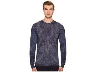 Etro Placed Paisley Sweater Men's Sweater