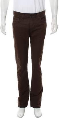 J Brand Five-Pocket Twill Pants