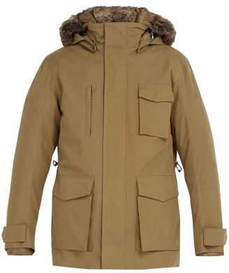 Brompton 49 Winters - The Dual Layered Utility Parka - Mens - Camel