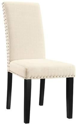 Charlton Home Huebert Upholstered Dining Chair