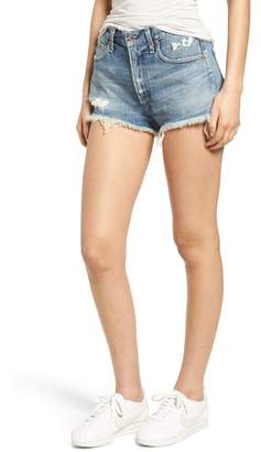 Citizens of Humanity Danielle High Waist Cutoff Shorts