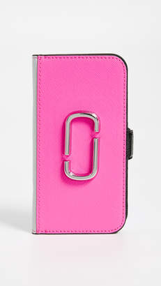 Marc Jacobs Double J Folio iPhone X Case