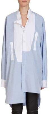Loewe Asymmetric Button Front Shirt