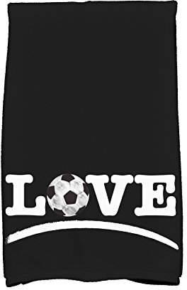 E by design HTW870BK4 Love Soccer