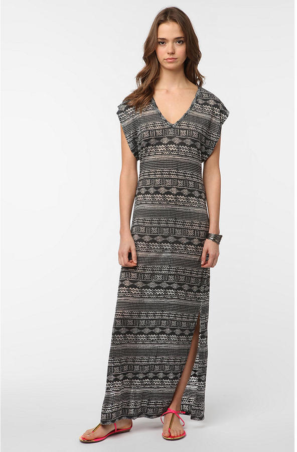 Urban Outfitters Threads 4 Thought Florence Maxi Dress
