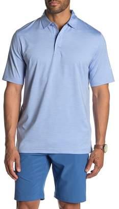b4514b5a81602 Callaway GOLF Heathered Short Sleeve Polo