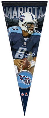 Marcus Collection Wincraft Mariota Tennessee Titans Premium Player Pennant