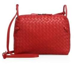 Bottega VenetaBottega Veneta Small Leather Messenger Bag