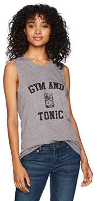 Sub Urban Riot Sub_Urban RIOT Women's Gym and Tonic Muscle Tank