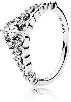01956874a ... closeout at john greed jewellery pandora fairytale tiara ring 196226cz  92e64 2da47