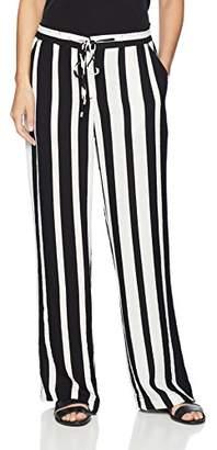 Jones New York Women's Summer Stripe Easy Pant