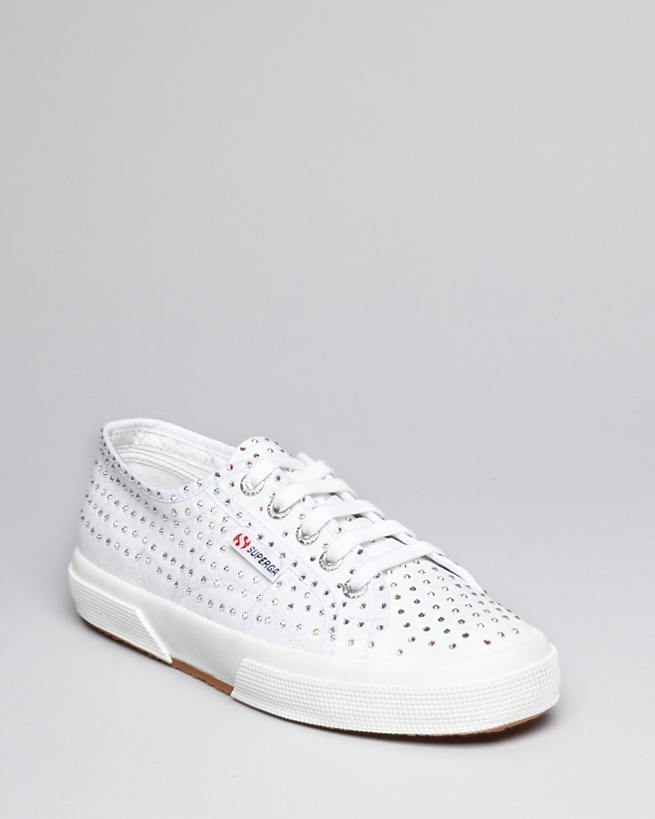 Superga Classic Sneakers - Crystal