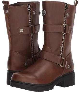 Harley-Davidson Ardsley Women's Zip Boots
