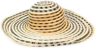 Missoni Mare striped sun hat