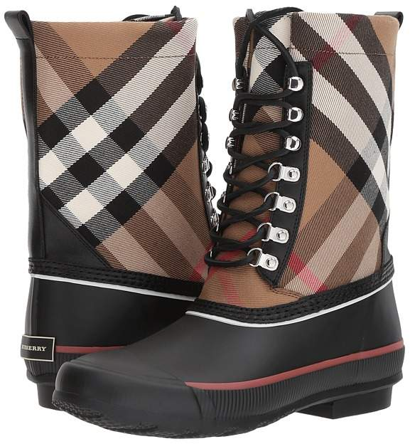Burberry - Rowlette Women's Lace up casual Shoes