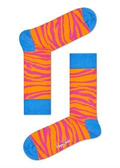 Happy Socks Zebra Stripe Sock